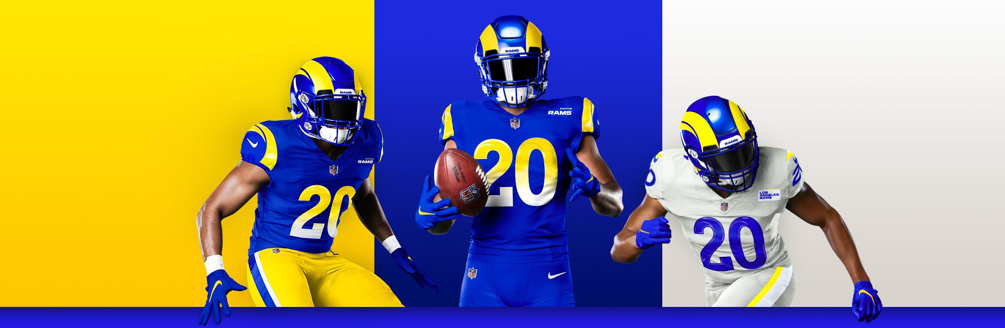 Los Angeles Rams New Look